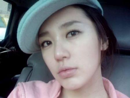 Wajah Asli Yoon Eun-hye2