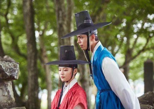 Park Bo-gum. Kim Yoo-jung